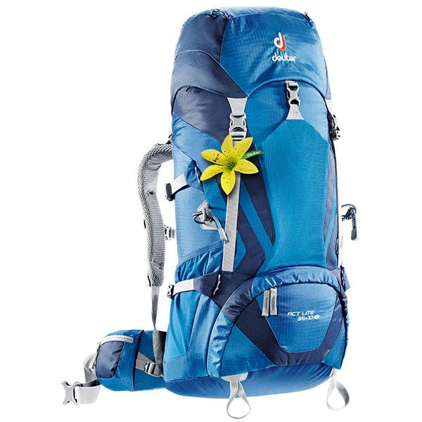 Рюкзак Deuter ACT Lite 35+10л SL 3340015 3130 video