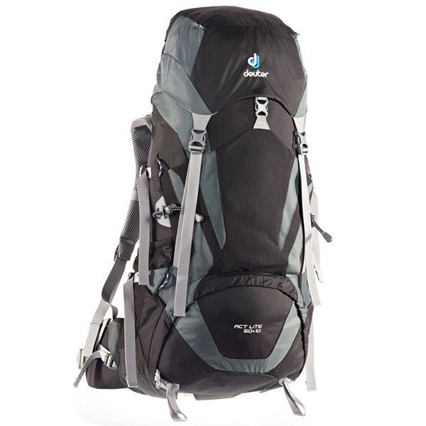 Рюкзак Deuter ACT Lite 50+10л 3340315 7410 video